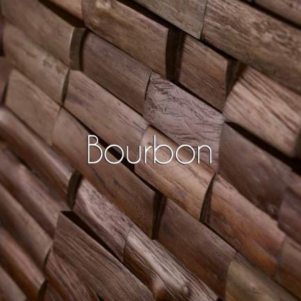 Placare 3D Teak Bourbon
