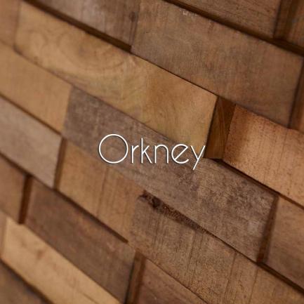 Placare 3D Teak Orkney