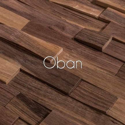 Placare 3D Nuc American Oban